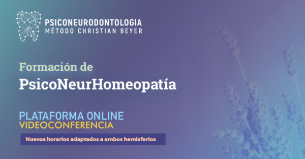 Formación de PsicoNeurHomeopatía