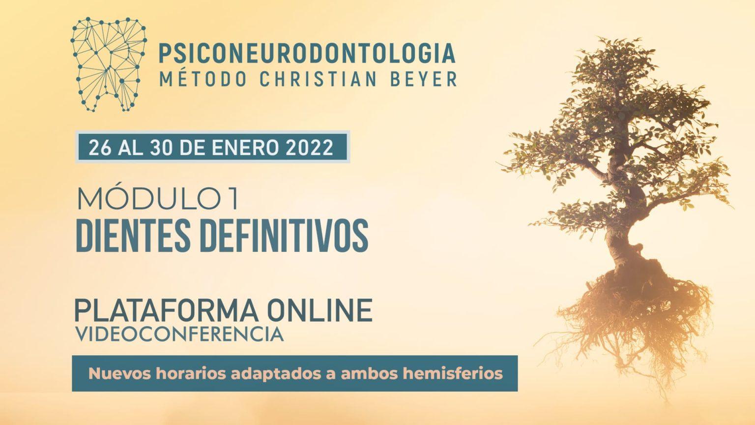 Módulo 1 – 26 de Enero 2022